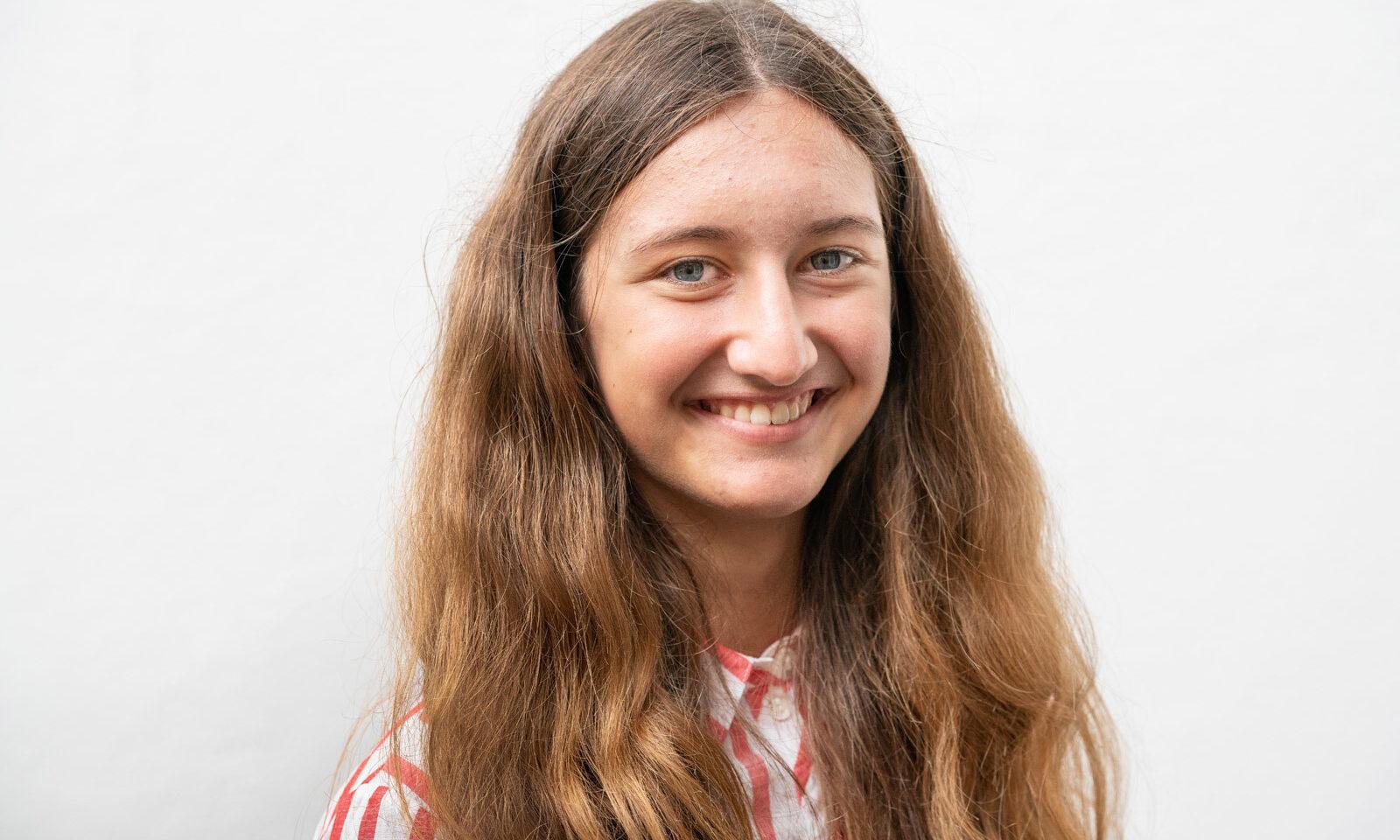 Nicole Haeberli Lernende. Nicole Häberli, Lernende Goldschmiedin, 3. Lehrjahr